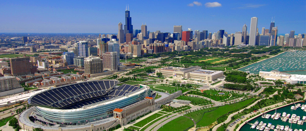 Chicago Bears Parking